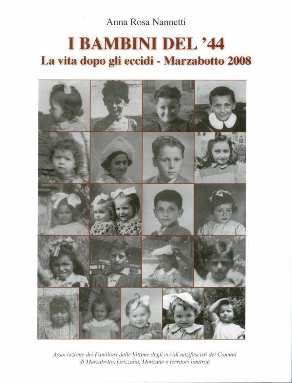 I bambini del '44 libro